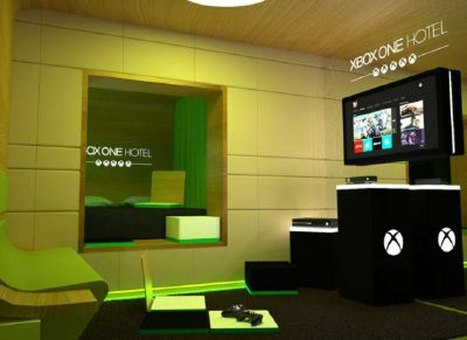 Microsoft to open 'Xbox One Hotel' in Paris - New Haven Register