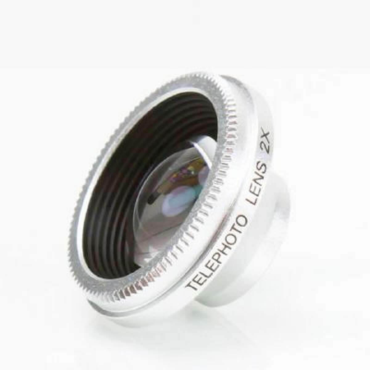 iPhone and Android telephoto lens