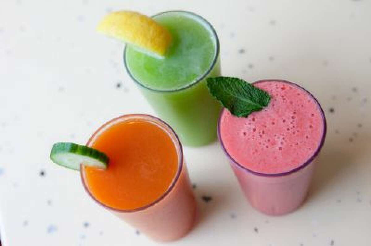 Turn your smoothies into super-smoothies with the addition of superfoods.