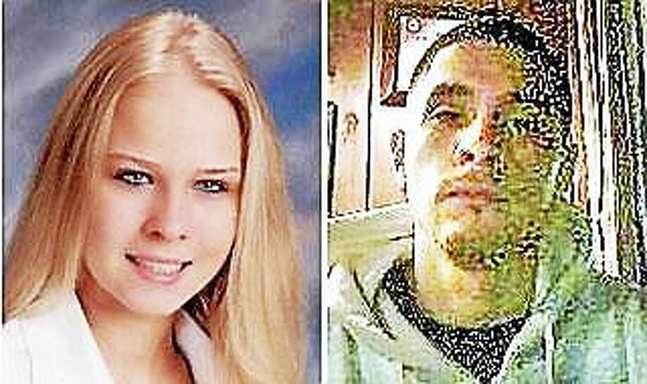 David Servin, 19, and Ashlie Krakowski, 19, and of Orange were both killed when their car collided with the police cruiser driven by a Milford officer on June 13, 2009 Photo: Journal Register Co.