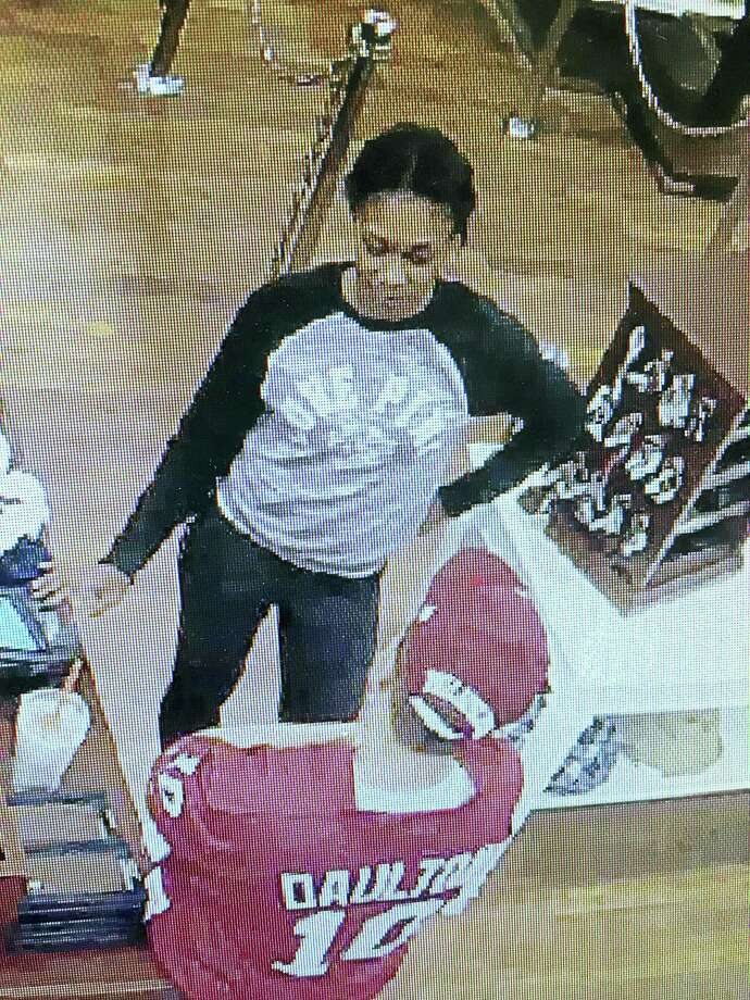 Courtesy Clinton PDClinton police are looking for help identifying these suspects. Photo: Journal Register Co.