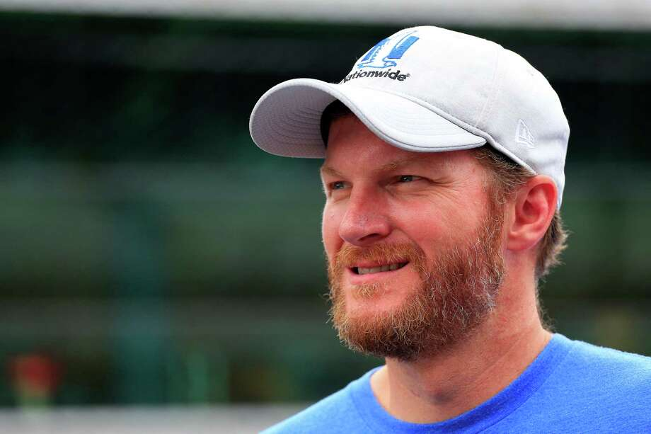 INDIANAPOLIS, IN - JULY 22:  Dale Earnhardt Jr., driver of the #88 Nationwide Chevrolet, stands on the grid during qualifying for the Monster Energy NASCAR Cup Series Brickyard 400 at Indianapolis Motorspeedway on July 22, 2017 in Indianapolis, Indiana.  (Photo by Daniel Shirey/Getty Images) ORG XMIT: 775009588 Photo: Daniel Shirey / 2017 Getty Images