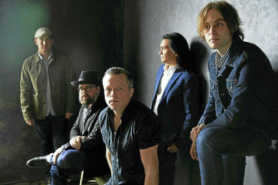 """ISBELL ON COLLEGE STREET: Top country music songwriter and performer Jason Isbell and his band the 400 Unit will play College Street Music Hall in New Haven in support of their new album """"The Nashville Sound"""" June 26. Tickets are $35-$60 for the 8 p.m. all-ages show (doors at 7). Josh Ritter will also perform. Photo: Digital First Media"""
