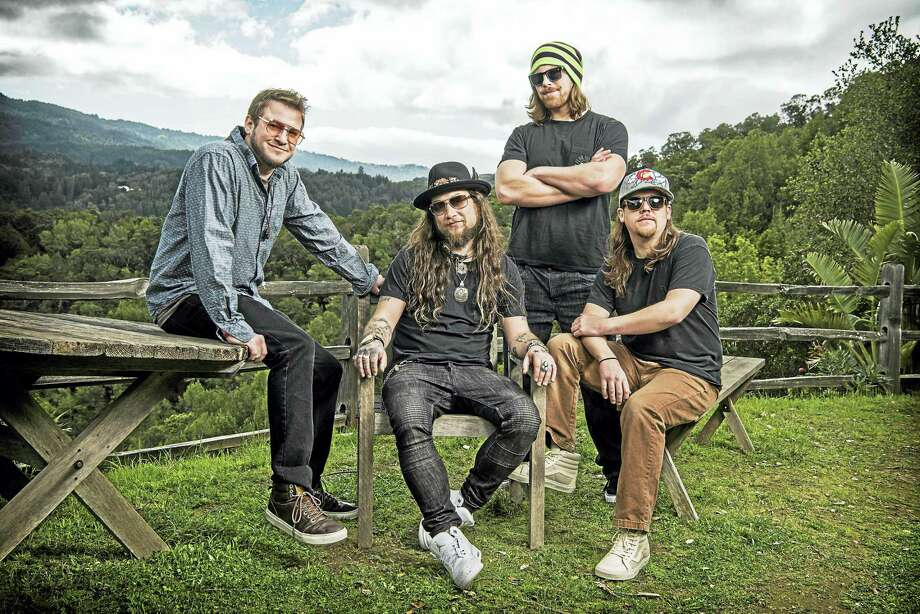 "TWIDDLE JAM: Vermont jam rockers Twiddle, who have a new double-album called ""Plump,"" will play College Street Music Hall in New Haven Friday at 8 p.m. with their catchy earworms, radio-friendly pop hooks and more. Doors open at 7. For tickets ($22), visit collegestreetmusichall.com. Photo: Photo Courtesy Of Jay Blakesberg / ? Jay Blakesberg"