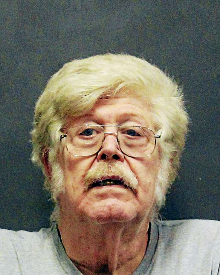 Frank Zachey, 67, of East Haven, was charged with negligent homicide with a motor vehicle and failure to grant the fight of way. Photo: Courtesy Of West Haven Police