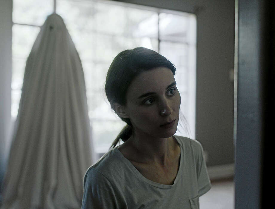 "Rooney Mara in ""A Ghost Story."" Photo: Bret Curry / A24   / The Washington Post"