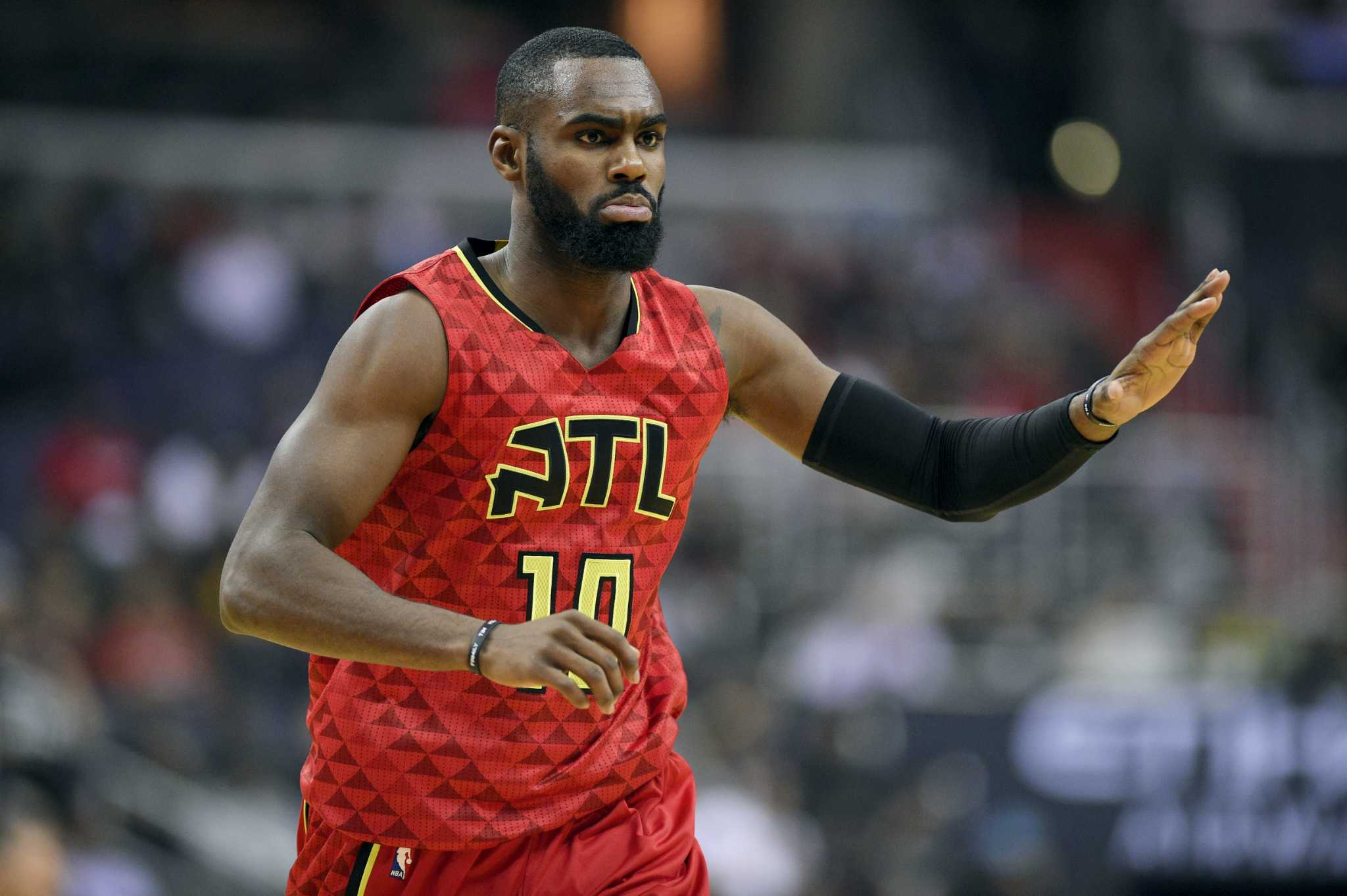 bd1d91a90672 NBA notebook  Tim Hardaway Jr. surprised to be back with Knicks so quick.  The Associated Press