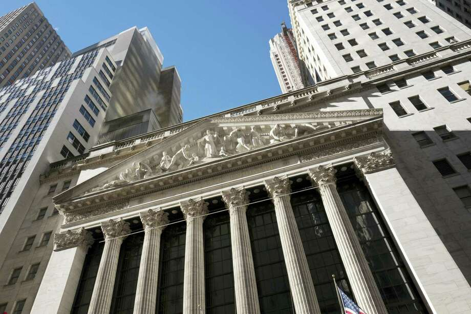 The New York Stock Exchange Photo: Mark Lennihan — The Associated Press File   / Copyright 2016 The Associated Press. All rights reserved.