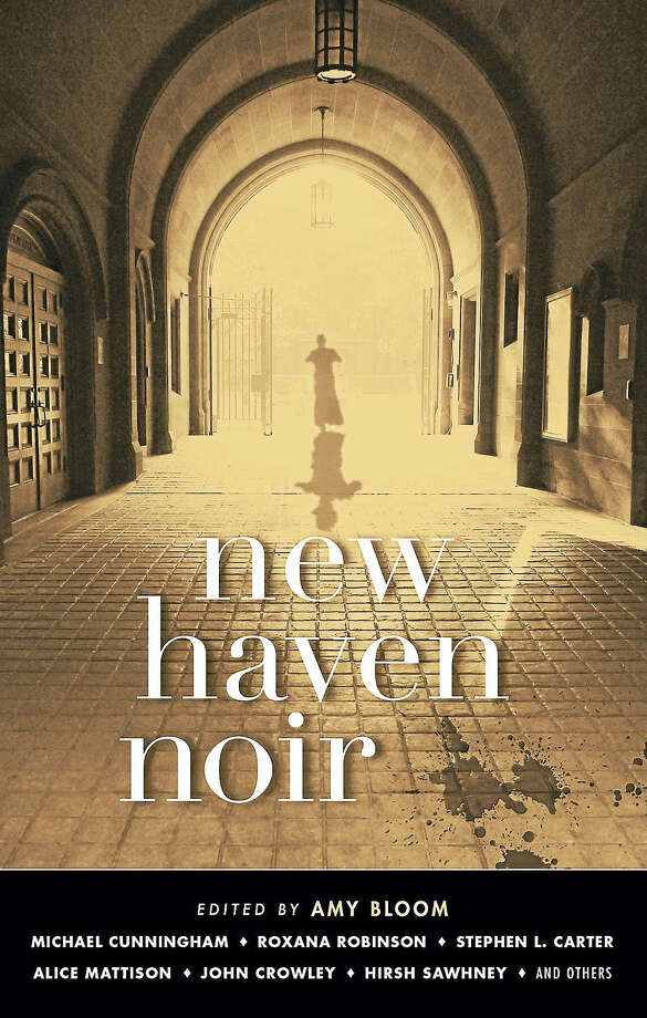 """The cover of """"New Haven Noir"""" Photo: Courtesy Of Akashic Books"""