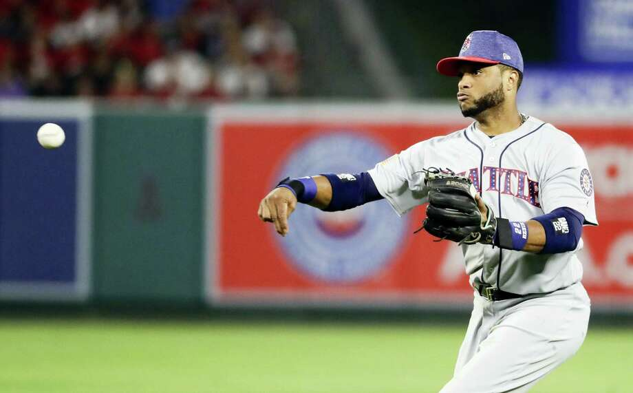 Mariners second baseman Robinson Cano was named a replacement player for Tuesday's All-Star game in Miami. Photo: The Associated Press File Photo   / Copyright 2017 The Associated Press. All rights reserved.