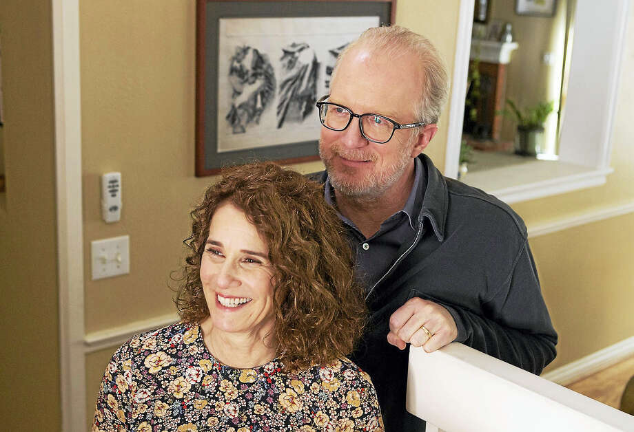 """Debra Winger and Tracy Letts in """"The Lovers."""" Photo: Robb Rosenfeld / A24   / A24"""