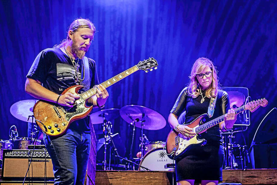 Derek Trucks and Susan Tedeschi Photo: Contributed