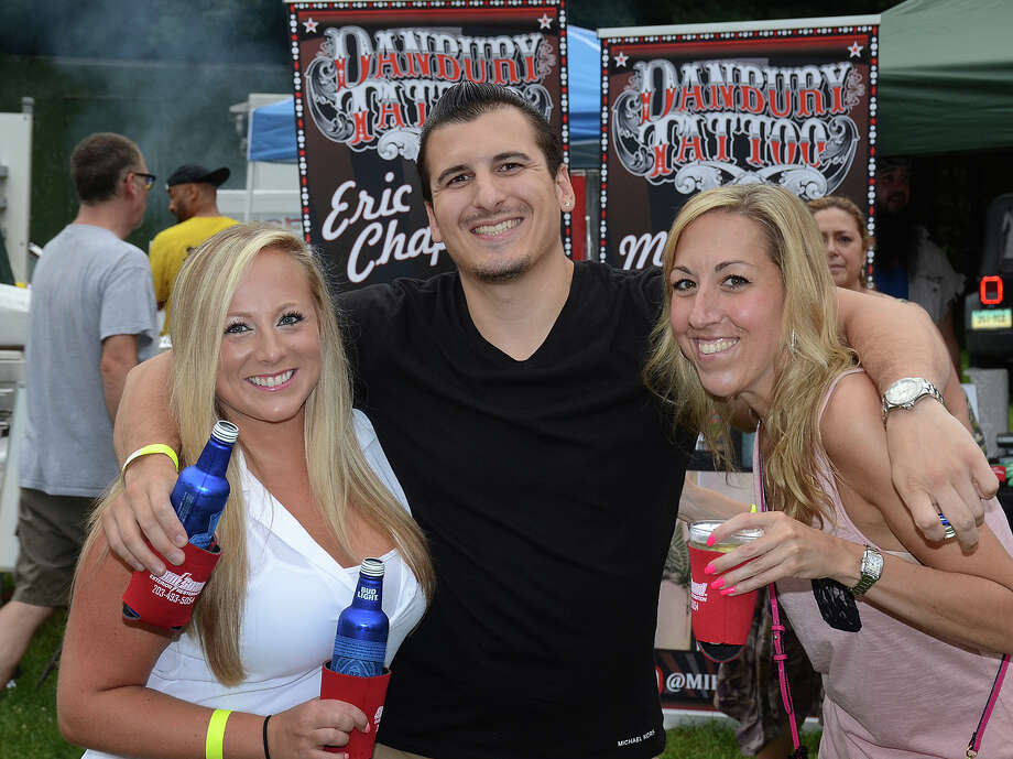 The fourth annual Danbury Brews and BBQ Festival was held on July 22, 2017 at the Ives Concert Park. Festival goers enjoyed live music from the Spin Doctors and the Renegades and, of course, beer and barbecue. Were you SEEN? Photo: J.C. Martin