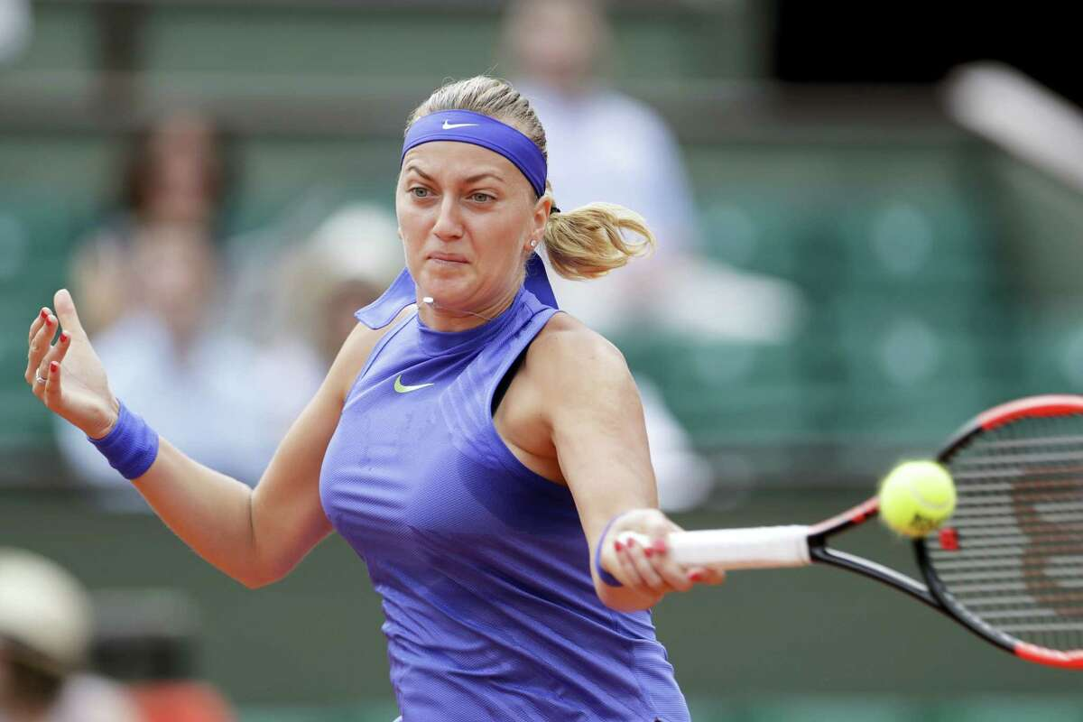 Many consider Petra Kvitova the favorite for what would be her third Wimbledon title.