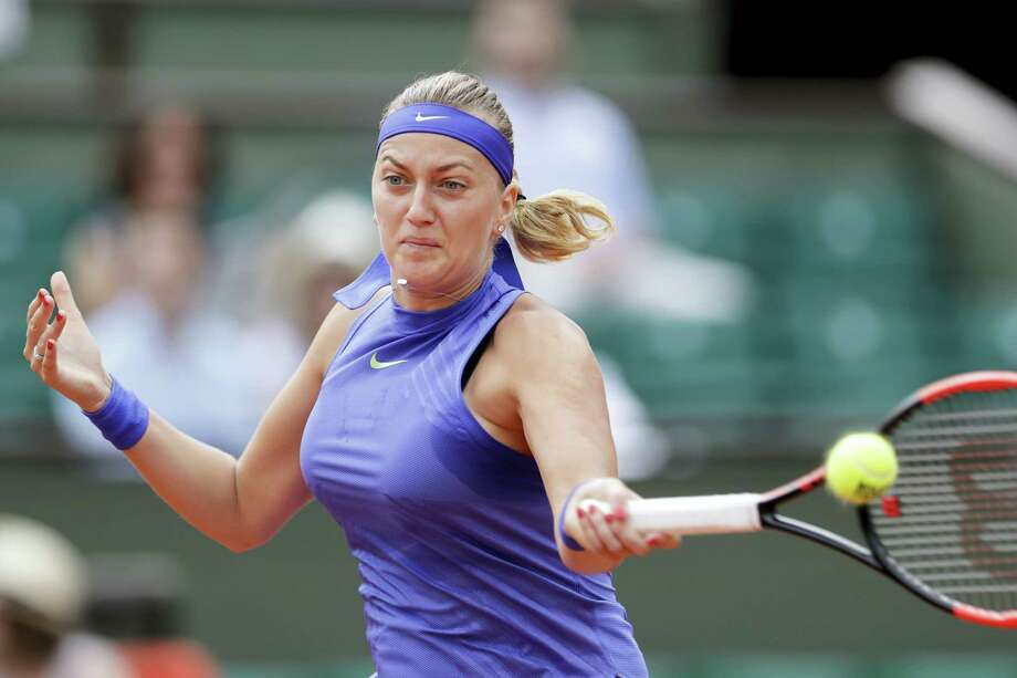 Many consider Petra Kvitova the favorite for what would be her third Wimbledon title. Photo: The Associated Press File Photo   / Copyright 2017 The Associated Press. All rights reserved.