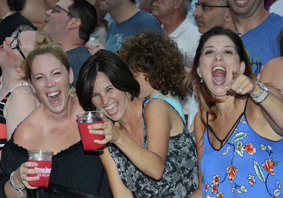 The fourth annual Danbury Brews and BBQ Festival was held on July 22, 2017 at the Ives on Concert Park. Festival goers enjoyed live music from the Spin Doctors and the Renegades and, of course, beer and barbecue.  Were you SEEN? Photo: J.C. Martin