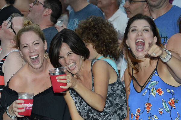The fourth annual Danbury Brews and BBQ Festival was held on July 22, 2017 at the Ives on Concert Park. Festival goers enjoyed live music from the Spin Doctors and the Renegades and, of course, beer and barbecue.  Were you SEEN?