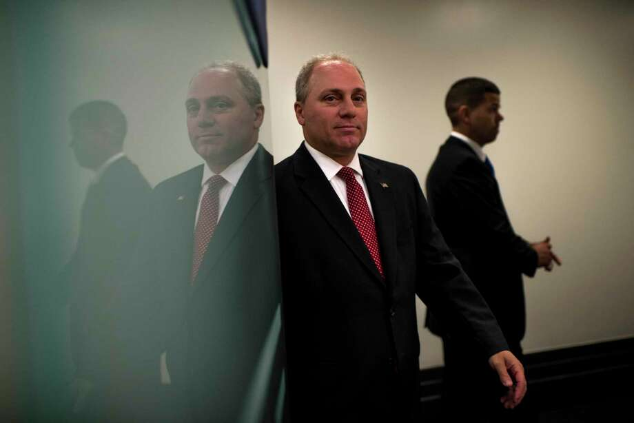 House Majority Whip Steve Scalise, R-La., seen here in 2014, became House majority whip in 2014 after winning a Republican caucus election in a landslide. Photo: Melina Mara / Washington Post   / The Washington Post