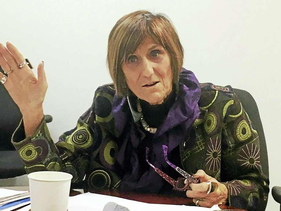 U.S. Rep. Rosa DeLauro, D-3. Photo: New Haven Register File Photo