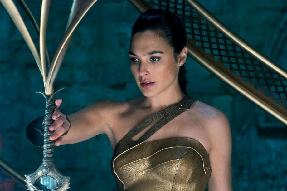 Gal Gadot as Princess Diana-Wonder Woman. Photo: Courtesy Of Warner Bros.-DC Entertainment   / Warner Bros.-DC Entertainment
