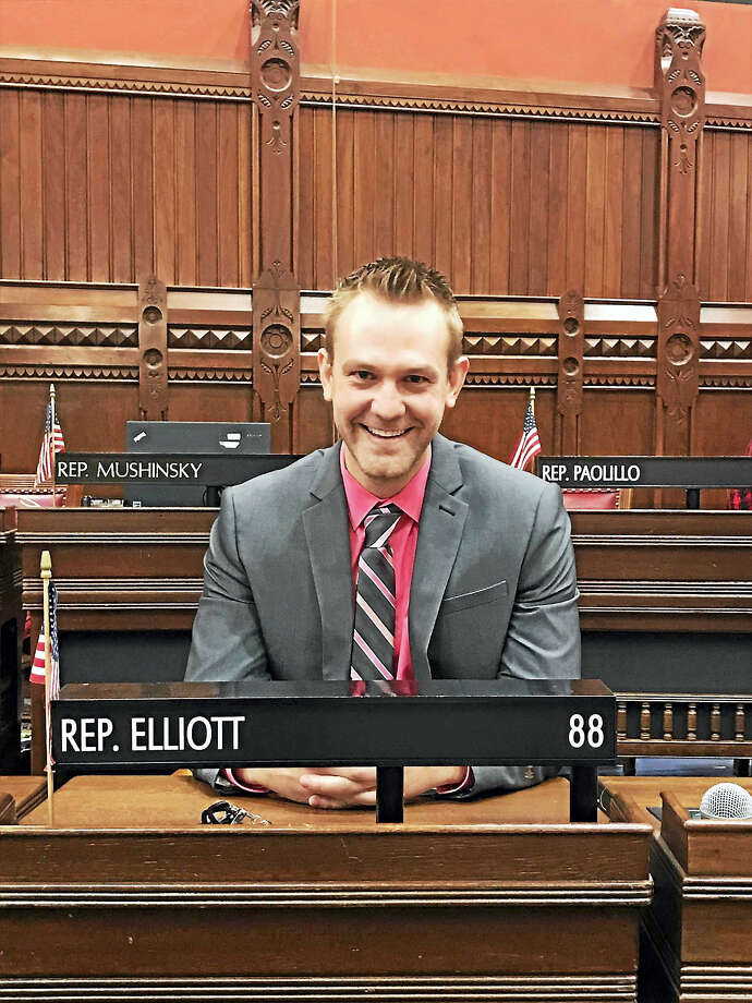 State Rep. Josh Elliott, D-Hamden. Photo: CONTRIBUTED PHOTO