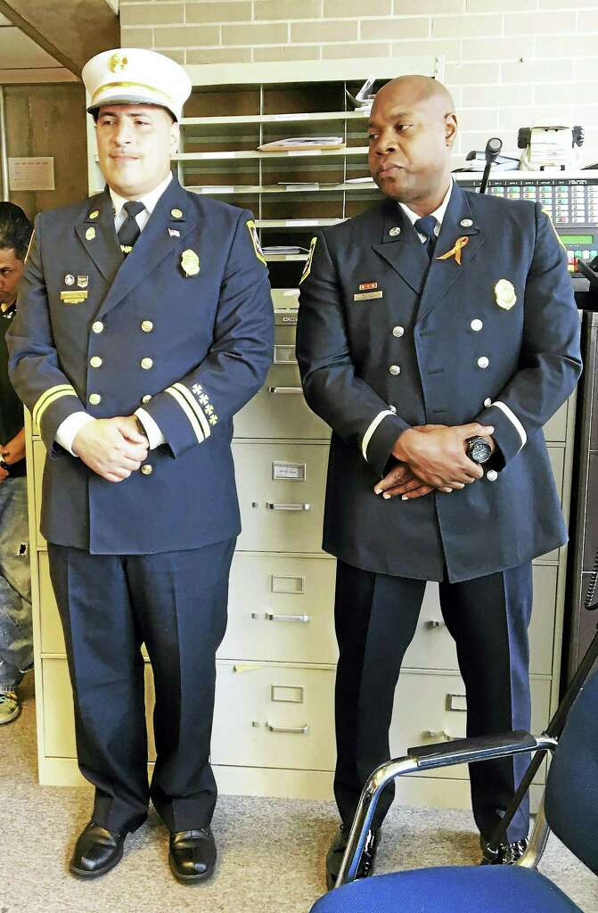 deputy fire chief resume new haven fire department promotes 5 to its upper ranks new