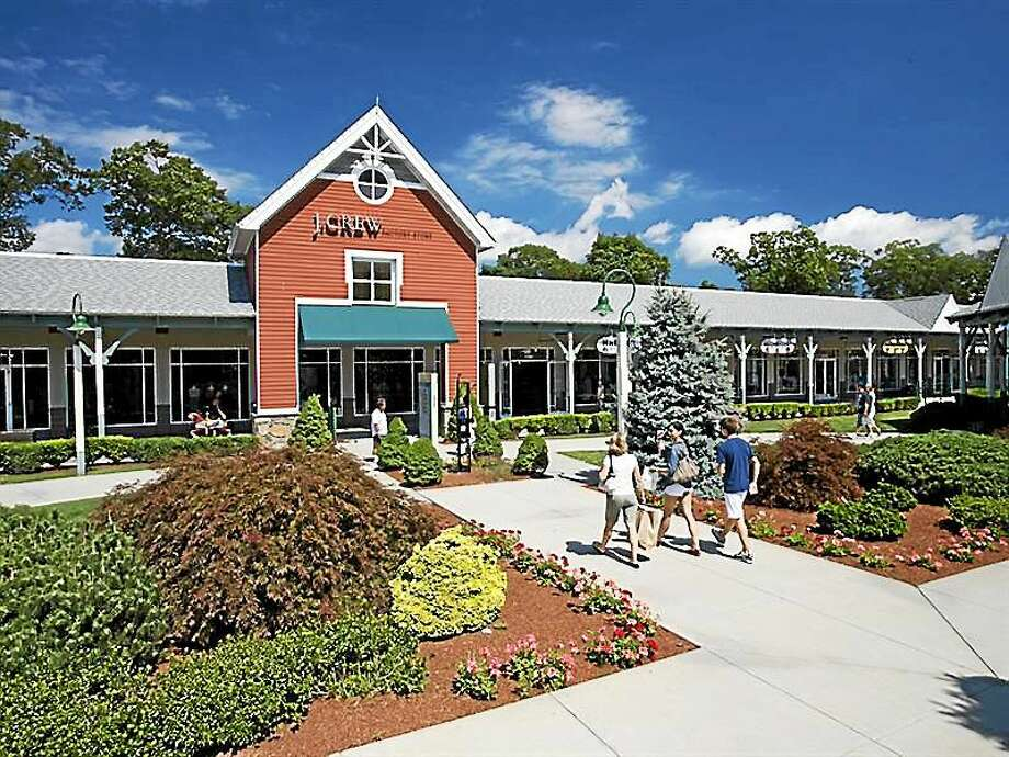FILE: The Westbrook Outlets.  Photo: Courtesy Tanger Outlet