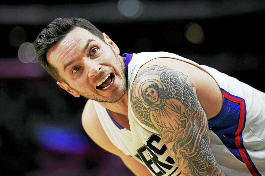 J.J. Redick has agreed to a one-year deal with the Philadelphia 76ers. Photo: Mark J. Terrill — The Associated Press   / Copyright 2017 The Associated Press. All rights reserved.