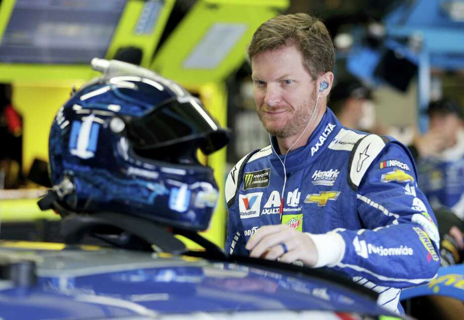 Dale Earnhardt Jr. says he wants to win the Coca-Cola 600 more than any other race remaining on the docket. Photo: Chuck Burton — The Associated Press   / Copyright 2017 The Associated Press. All rights reserved.