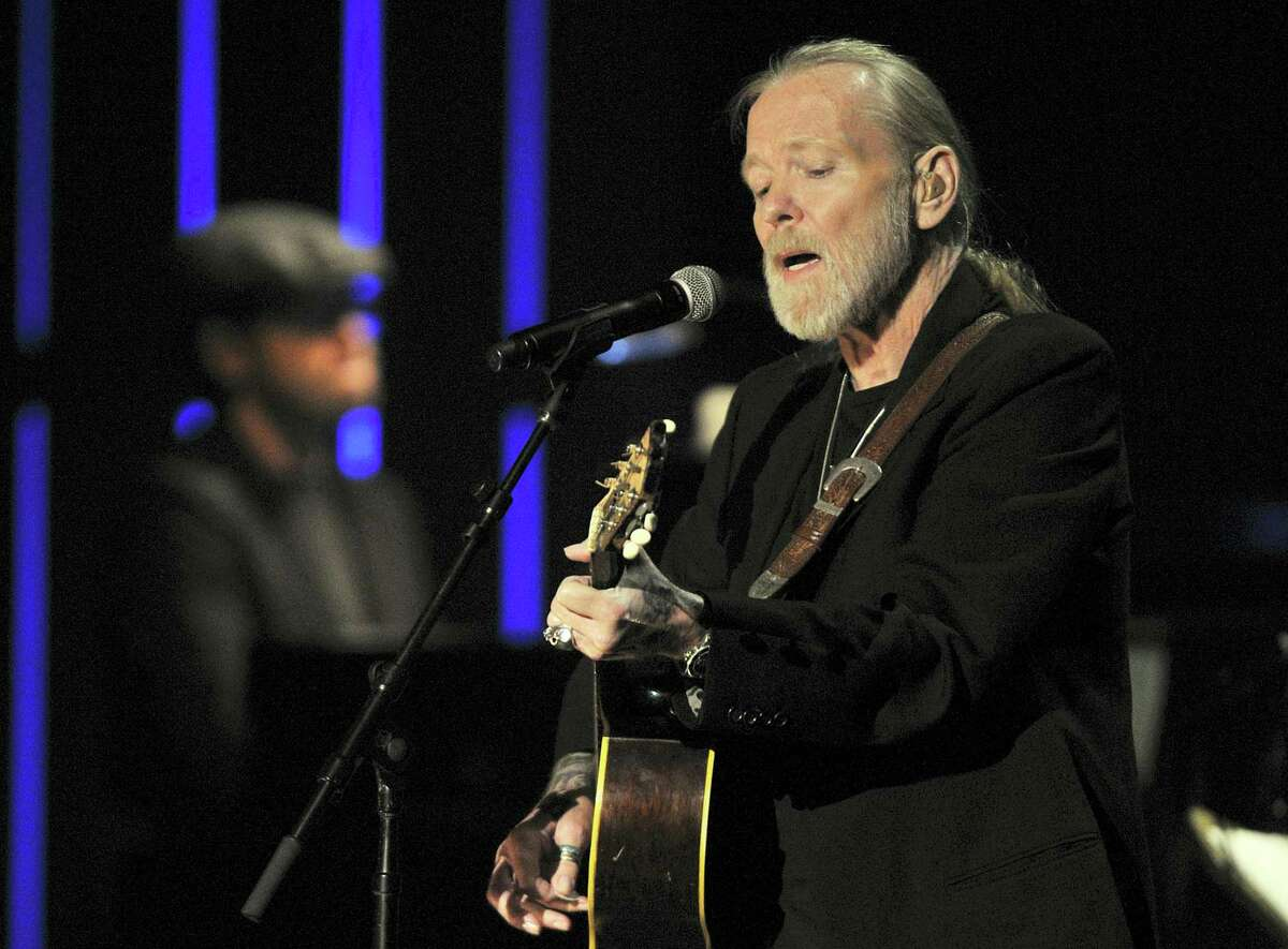This Oct. 13, 2011, file photo shows Gregg Allman performs at the Americana Music Association awards show in Nashville, Tenn. On Saturday, May 27, 2017, a publicist said the musician, the singer for The Allman Brothers Band, has died.