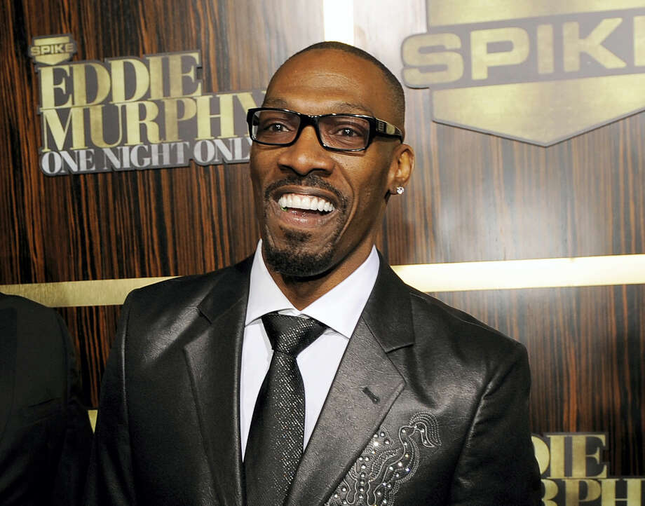 "In this Nov. 3, 2012 photo, comedian Charlie Murphy appears at ""Eddie Murphy: One Night Only,"" a celebration of Murphy's career in Beverly Hills, Calif. Comedian Cedric the Entertainer said on Instagram that Murphy was laid to rest April 19, 2017, a week after his death following a battle with leukemia. Photo: Photo By Chris Pizzello — Invision/AP, File   / Invision"