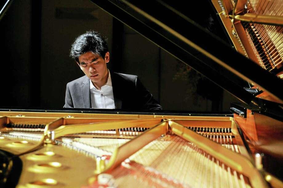 Daniel Hsu, guest pianist Thursday. Photo: Photo Courtesy Of NHSO   / KURUMIYA