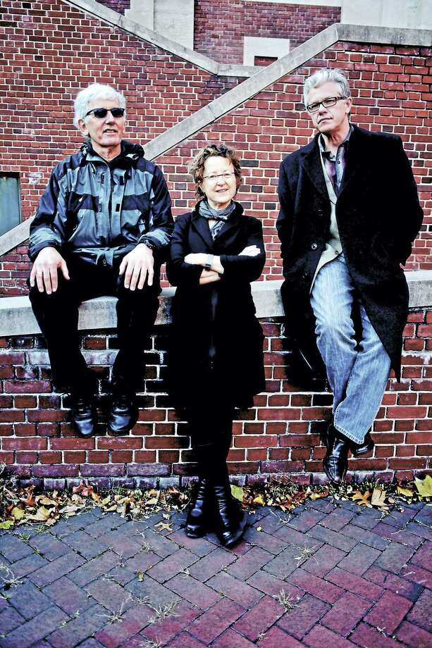Mark Dresser (bass), Myra Melford (piano) and Matt Wilson (drums) of Trio M. Photo: Photo Courtesy Of Cory Warner   / Photo by Cory Warner