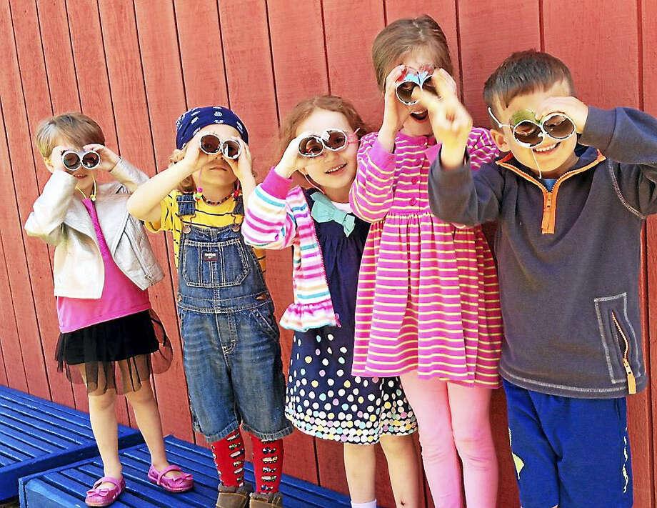 Children enjoy a previous GAC community workshop. Photo: Contributed