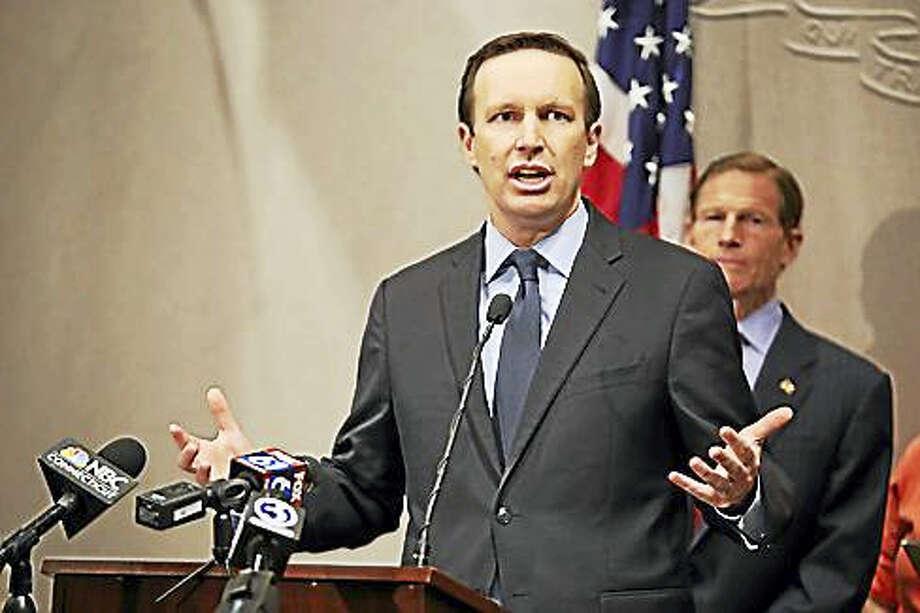 U.S. Sen. Chris Murphy Photo: Christine Stuart — CTNewsJunkie
