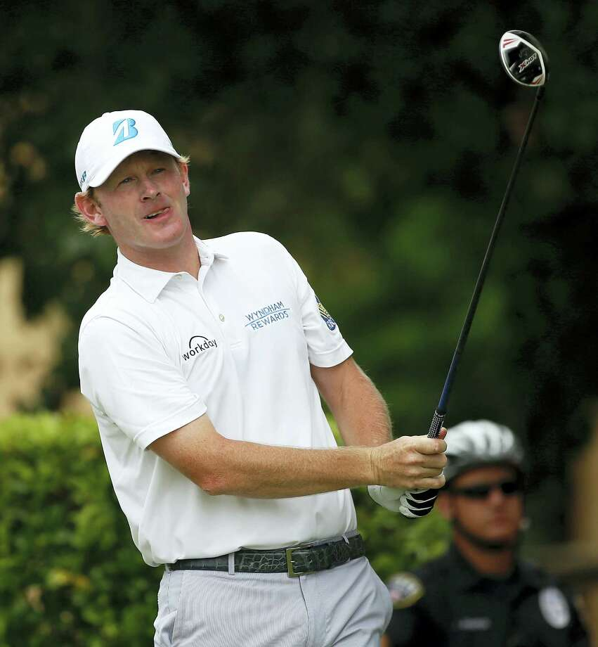 Brandt Snedeker has committed to play in the Travelers next month. Photo: The Associated Press File Photo   / The Dallas Morning News
