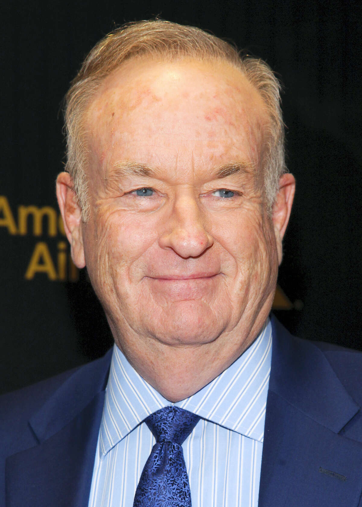"""In this file photo, Bill O'Reilly attends The Hollywood Reporter's """"35 Most Powerful People in Media"""" celebration in New York. 21st Century Fox issued a statement Wednesday that O'Reilly will not return to Fox News."""