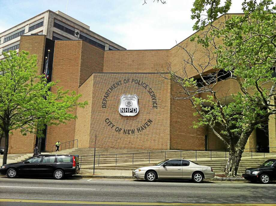 The New Haven Police Department. Photo: New Haven Register File Photo