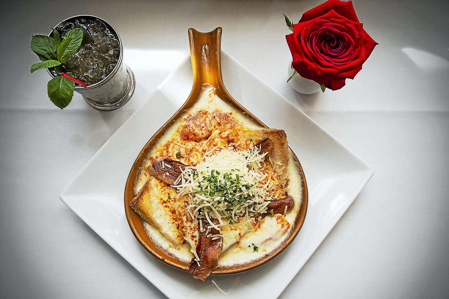A Hot Brown from the historic Brown Hotel in Louisville, Kentucky. Photo: Photo Courtesy Of Louisville CVB