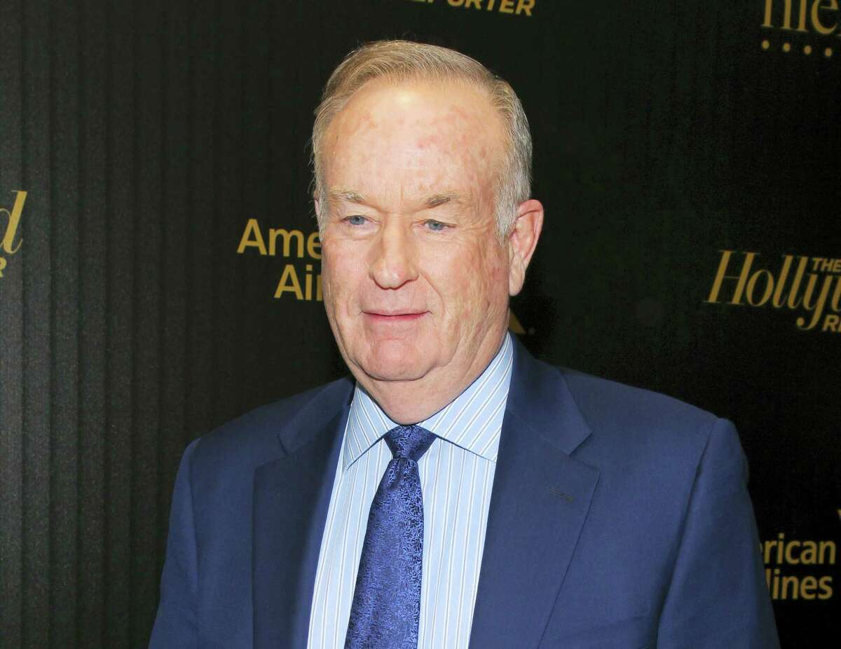 """Bill O'Reilly attends The Hollywood Reporter's """"35 Most Powerful People in Media"""" celebration in New York."""