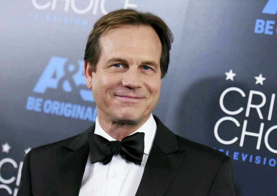 """In this May 31, 2015 photo, Bill Paxton arrives at the Critics' Choice Television Awards at the Beverly Hilton hotel in Beverly Hills, Calif. A family representative said prolific and charismatic actor Paxton, who played an astronaut in """"Apollo 13"""" and a treasure hunter in """"Titanic,"""" died from complications due to surgery. The family representative issued a statement eb. 26, 2017 on the death. Photo: Photo By Richard Shotwell/Invision/AP, File   / Invision"""