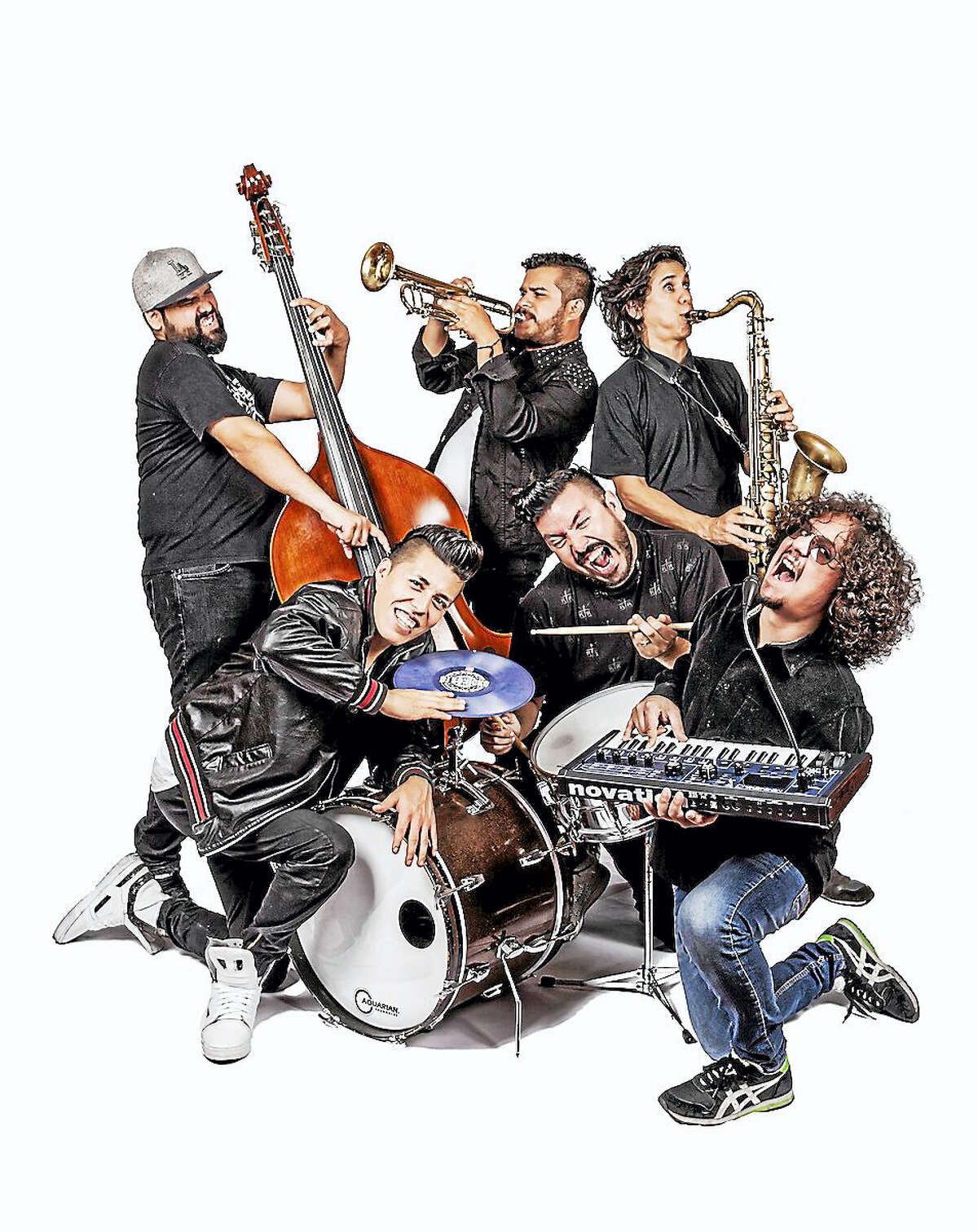 Troker, the Mexican jazz and psychedelic music band.