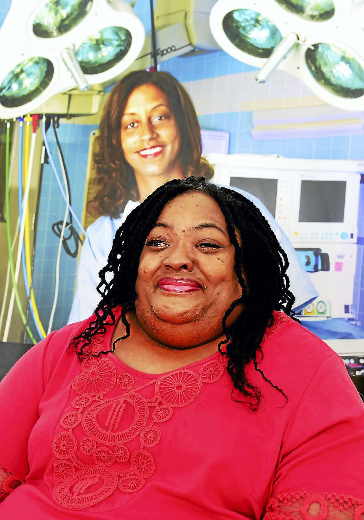 Crystal Emery, a film writer and director who is trying to increase awareness about the lack of black women in the medical profession.