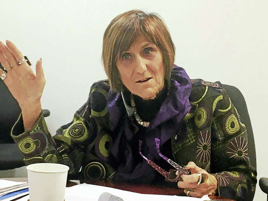 U.S. Rep. Rosa DeLauro Photo: Digital First Media