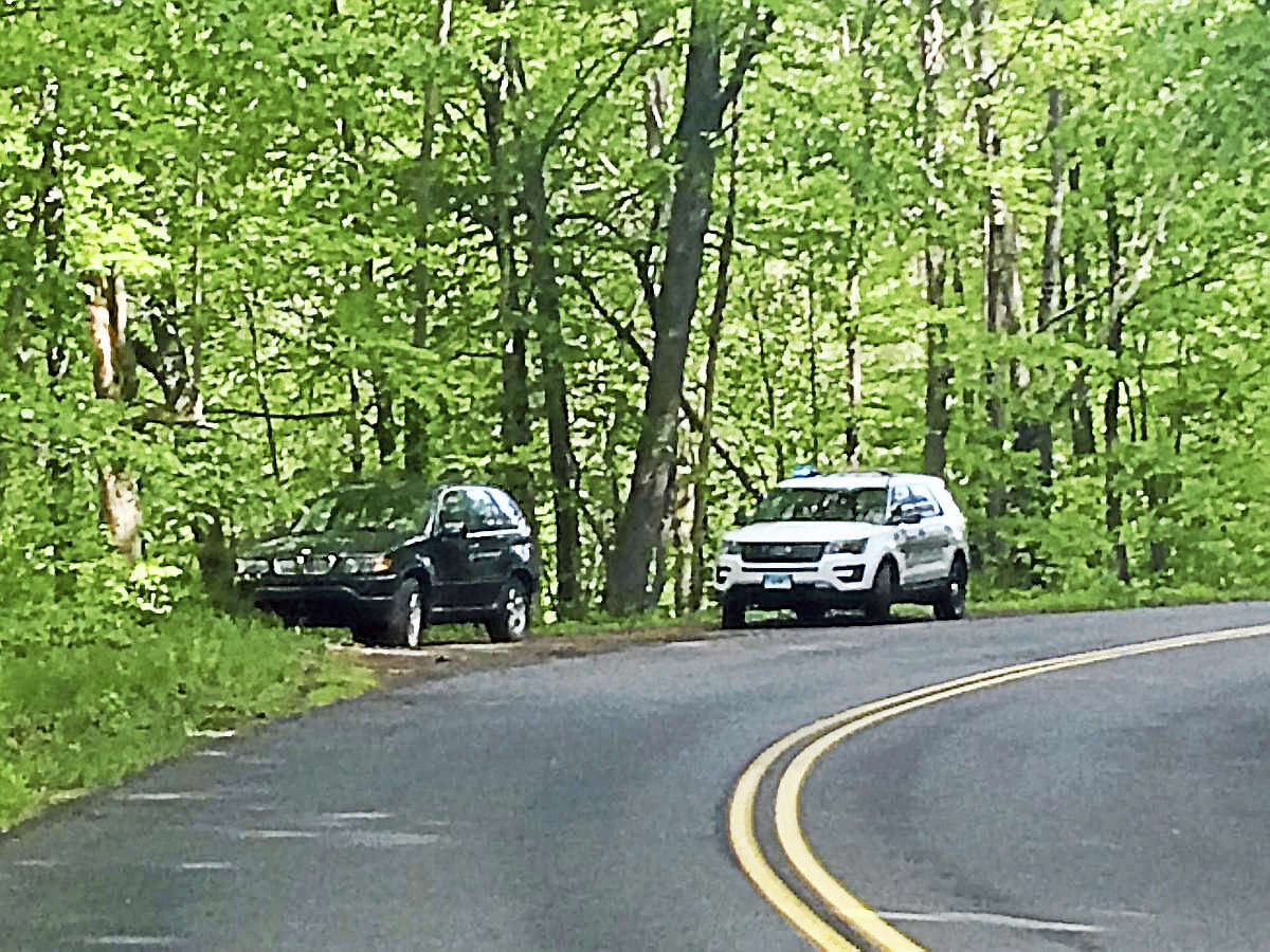 Wallingford police are at Tyler Mill Preserve on Northford Road searching for a missing person.
