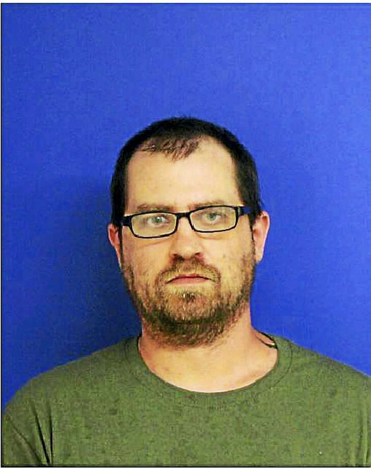 James Raymond was arrested on June 23, 2017 for issuing a bad check in connection with a wrestling event to benefit Autism awareness on April 24, 2017. Photo: East Haven Police Department