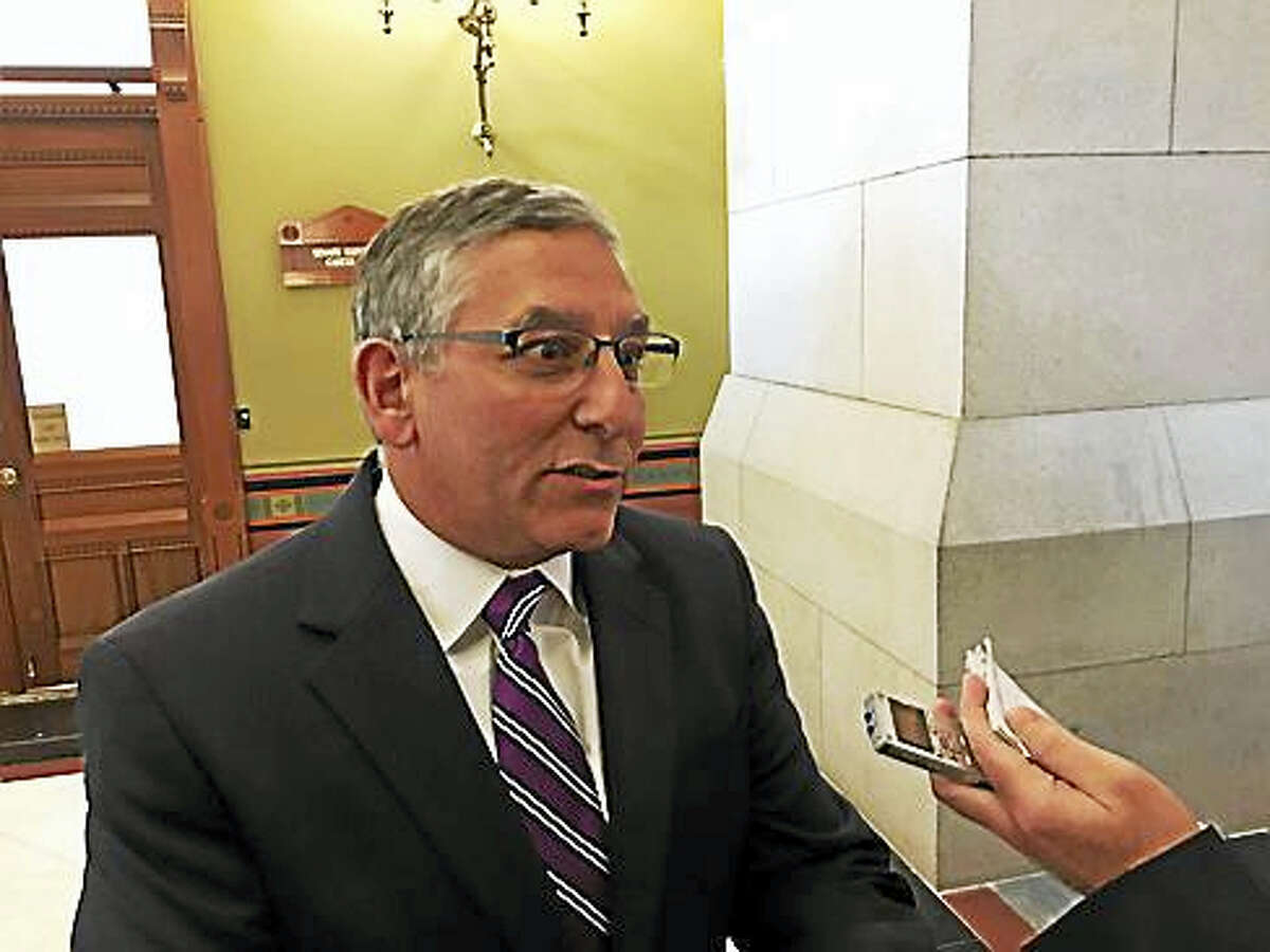Senate Republican President Len Fasano