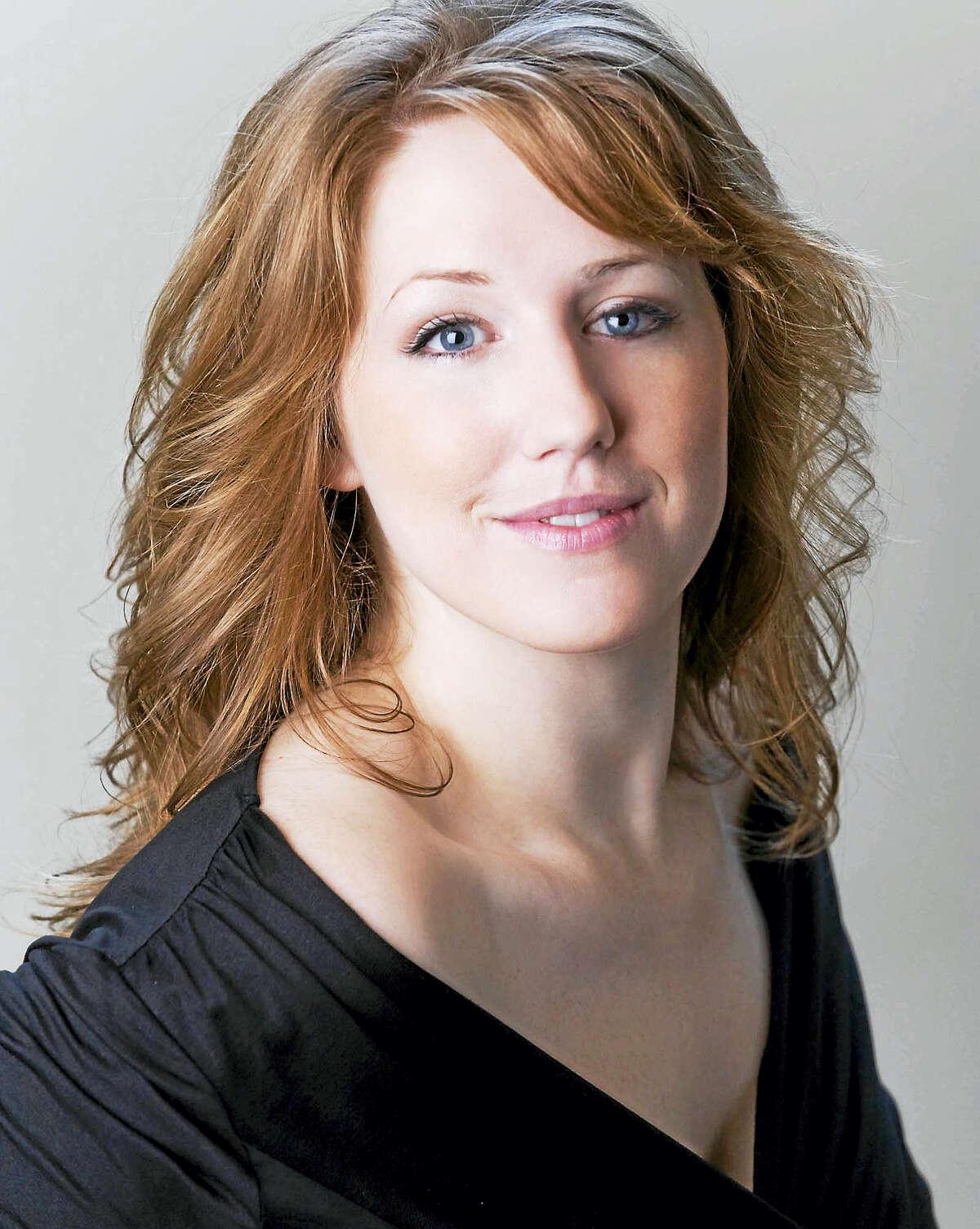 Soprano Amanda Hall