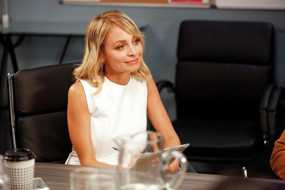 "Nicole Richie as Portia in the pilot of ""Great News,"" recently picked up for a second season by NBC. Photo:  Trae Patton, NBC / 2016 NBCUniversal Media, LLC"