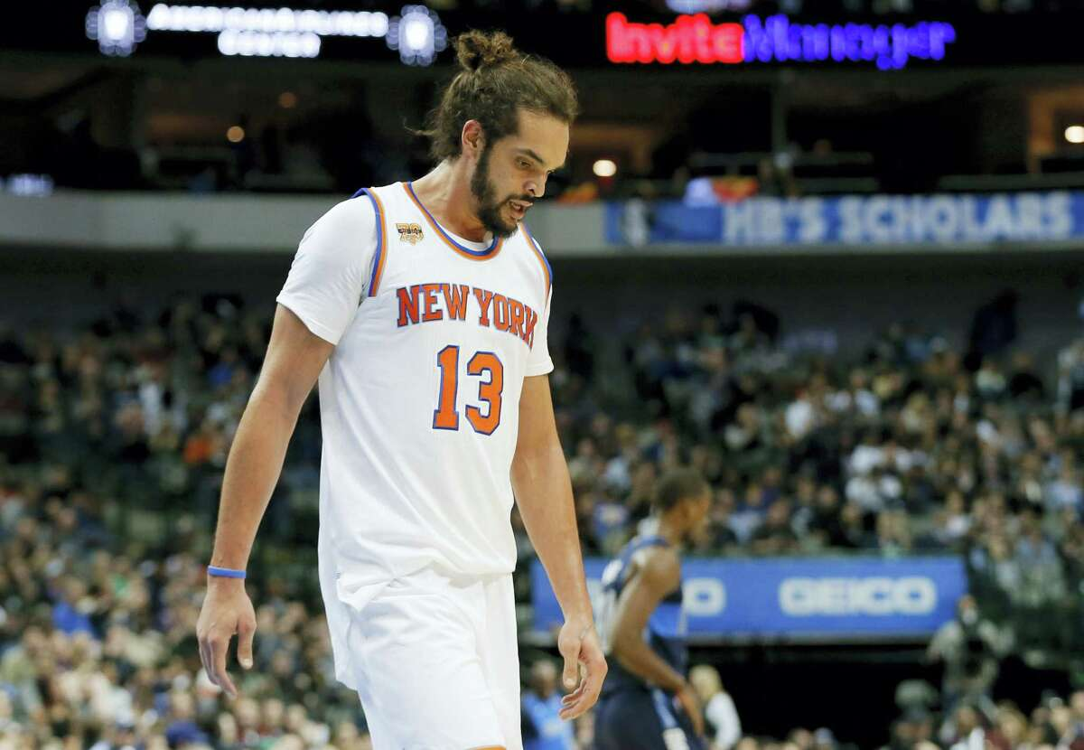 The Knicks' Joakim Noah has been suspended 20 games without pay for violating the league's anti-drug policy, the NBA announced Saturday.
